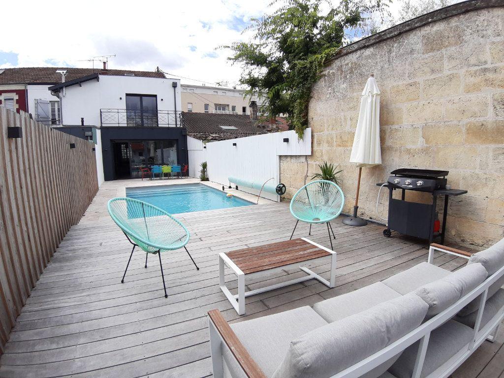 Maison à vendre 5 150m2 à Bordeaux vignette-1