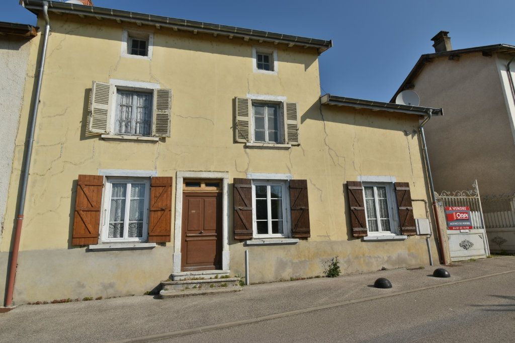 Maison à vendre 4 109m2 à Saint-Maurice-de-Beynost vignette-1