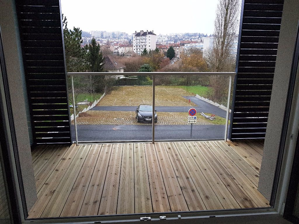Appartement à louer 2 33.15m2 à Nancy vignette-1
