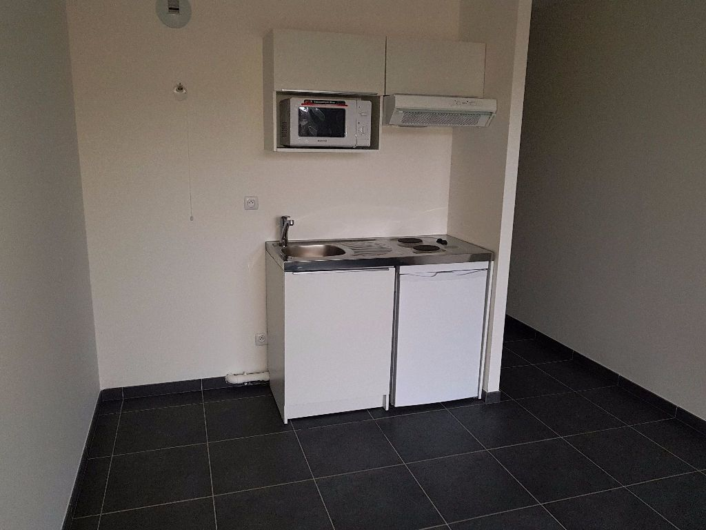 Appartement à louer 2 33.15m2 à Nancy vignette-3