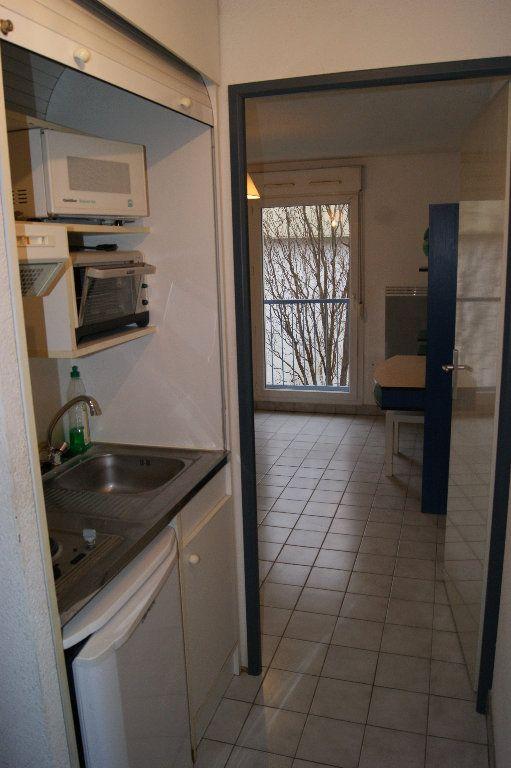 Appartement à louer 1 19.19m2 à Nancy vignette-3
