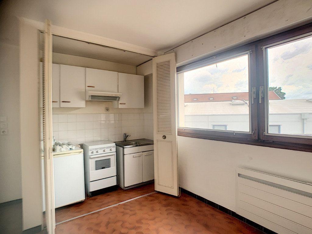 Appartement à louer 1 23.86m2 à Nancy vignette-2