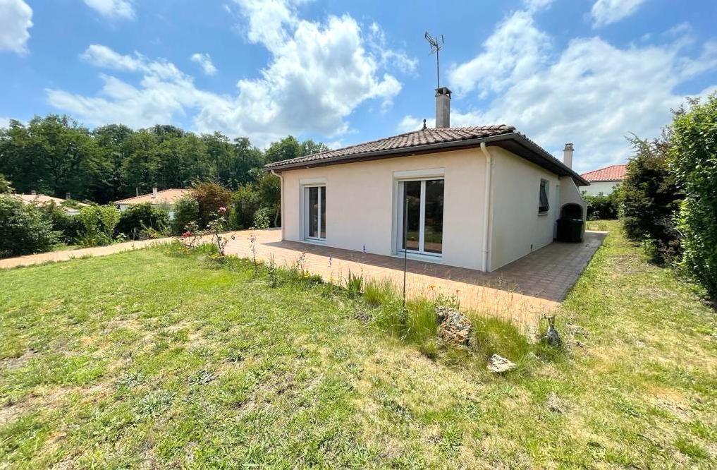 Maison à vendre 5 122m2 à Mérignac vignette-1