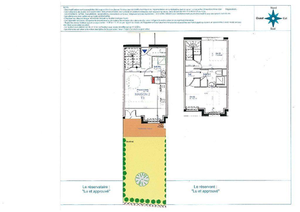 Maison à vendre 3 59.45m2 à Mérignac vignette-4