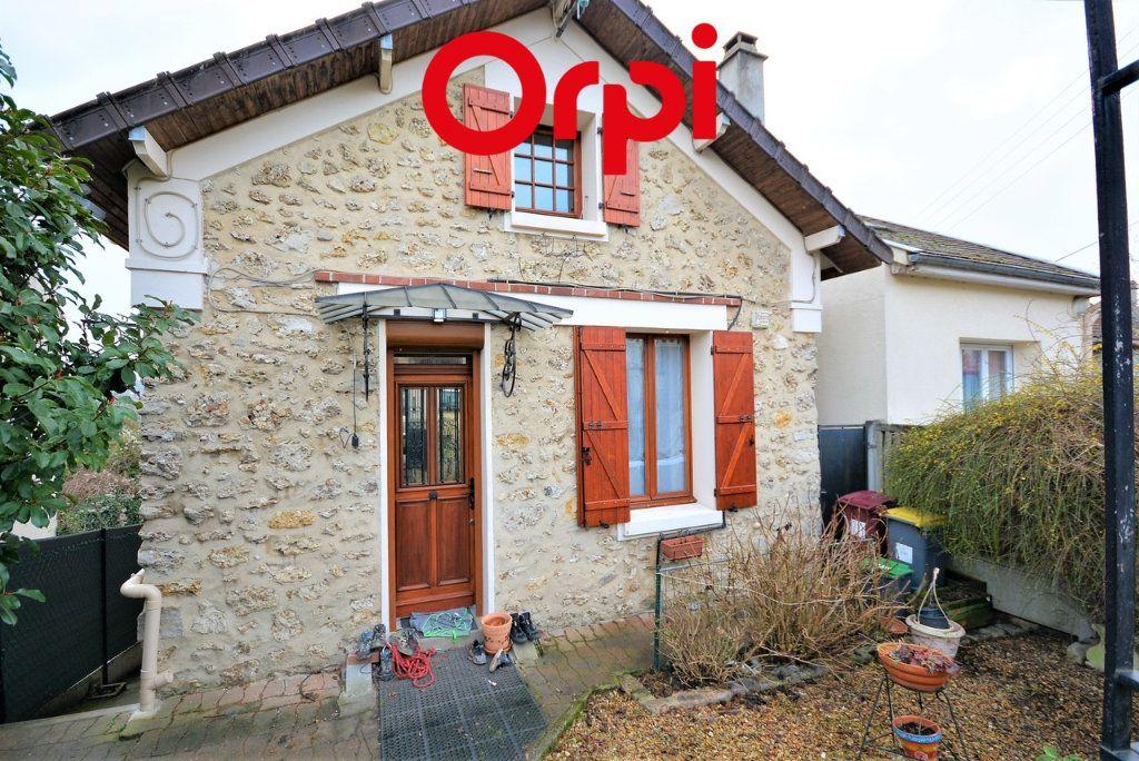 Maison à vendre 6 102m2 à Thorigny-sur-Marne vignette-1