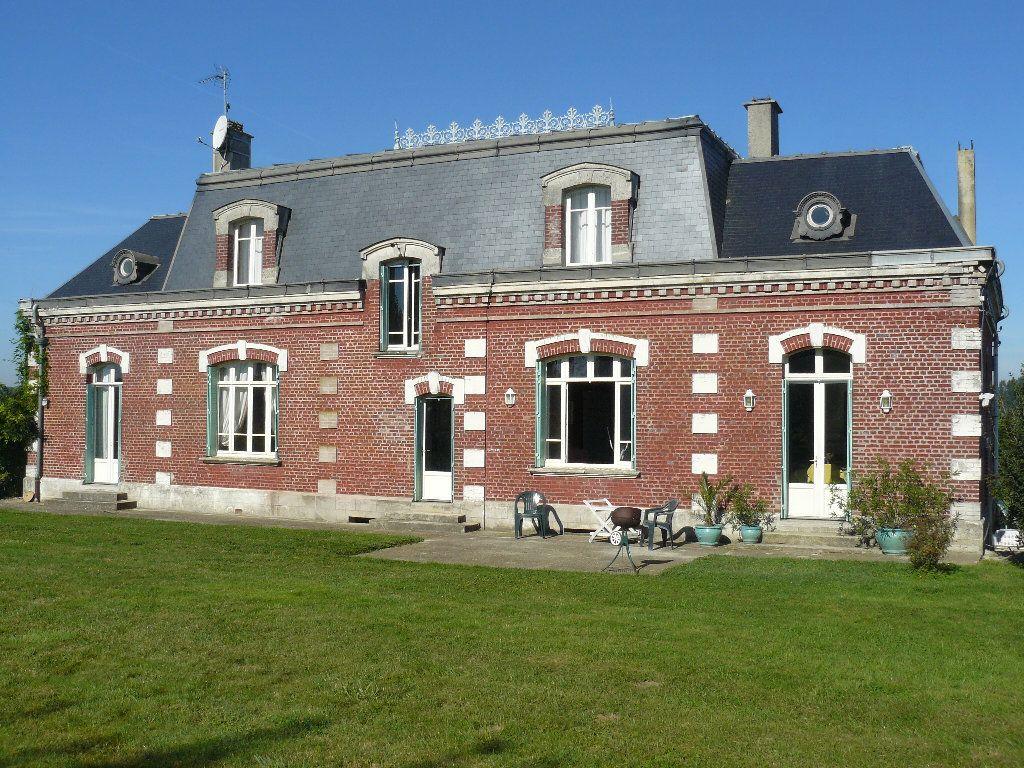 Maison à vendre 10 281m2 à Moyencourt vignette-1