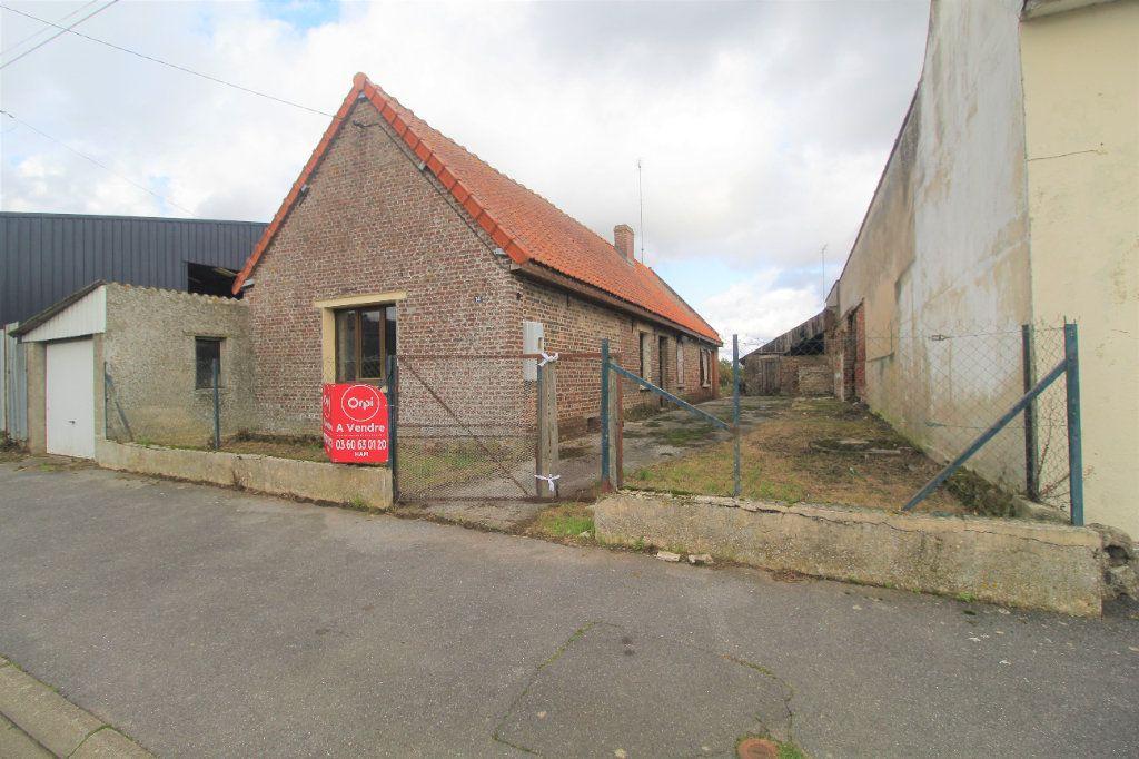 Maison à vendre 2 82.59m2 à Esmery-Hallon vignette-2