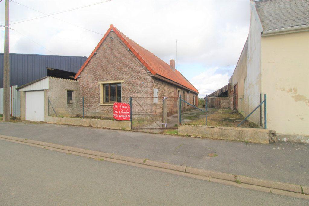 Maison à vendre 2 82.59m2 à Esmery-Hallon vignette-9