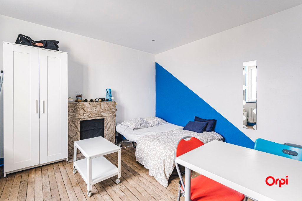 Appartement à louer 1 16.98m2 à Reims vignette-1