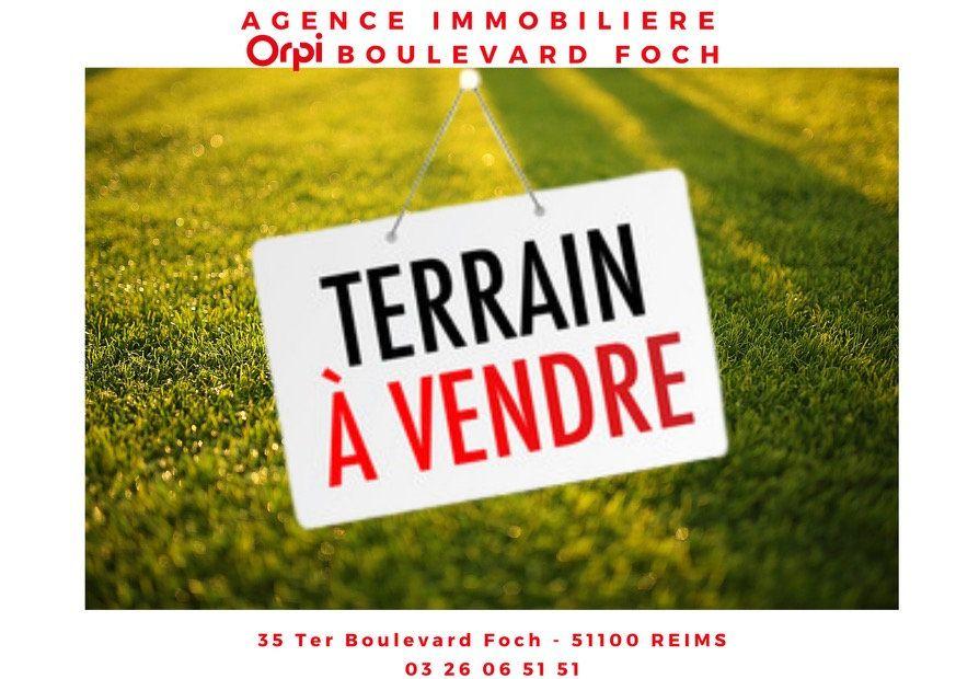Terrain à vendre 0 118m2 à Reims vignette-1