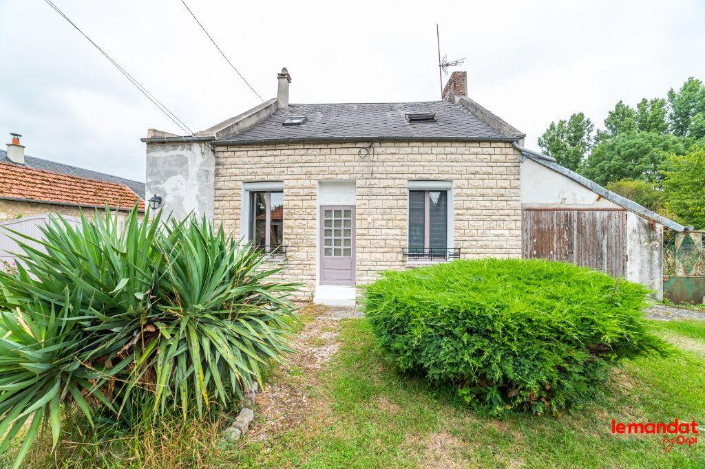 Maison à vendre 5 95m2 à Froidmont-Cohartille vignette-1