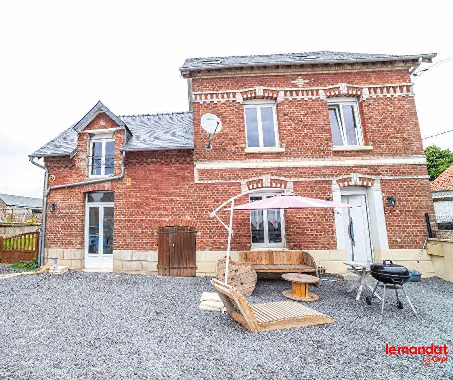Maison à vendre 8 150m2 à Mesbrecourt-Richecourt vignette-1