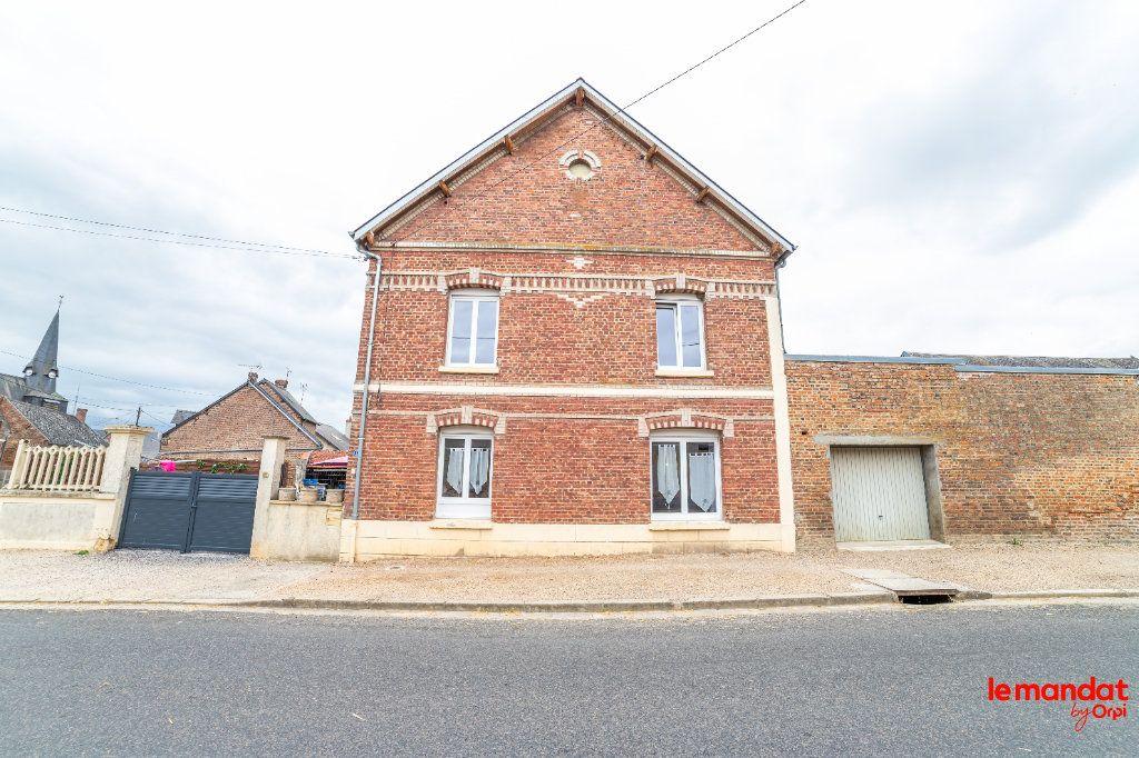 Maison à vendre 8 150m2 à Mesbrecourt-Richecourt vignette-2