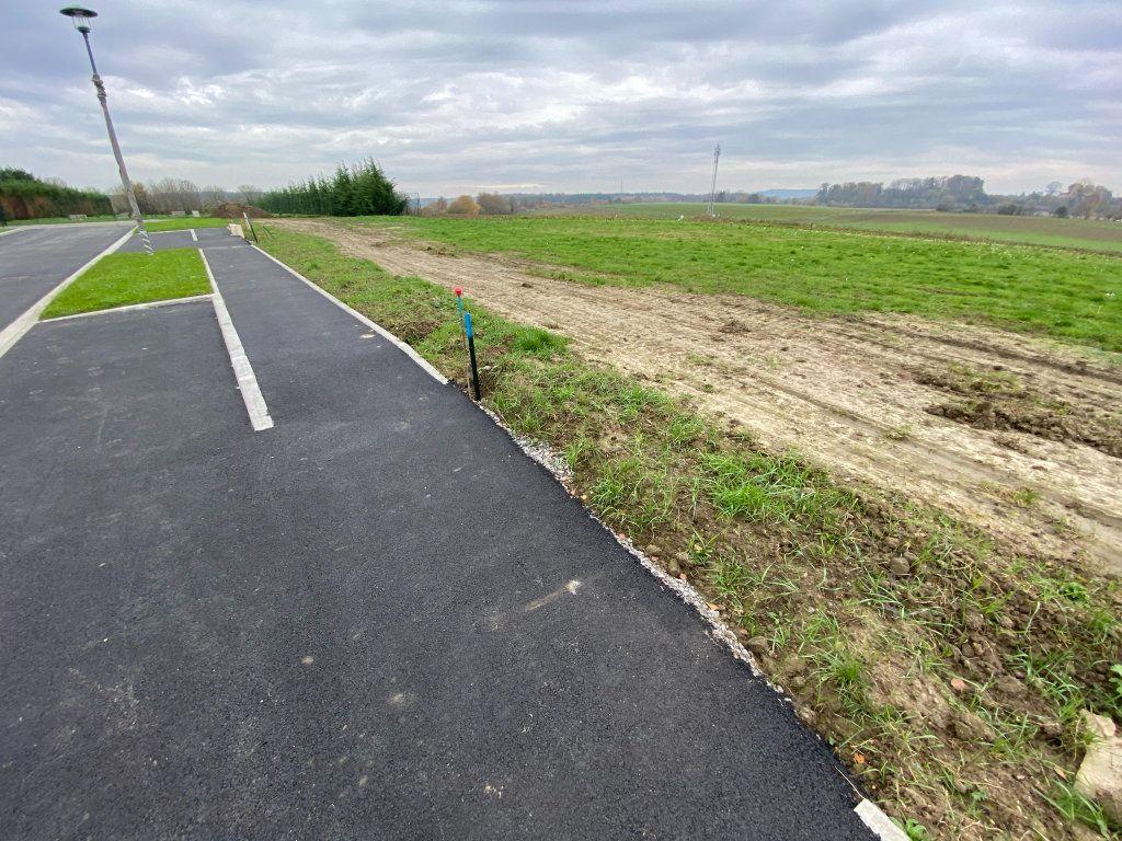 Terrain à vendre 0 710m2 à Versigny vignette-5