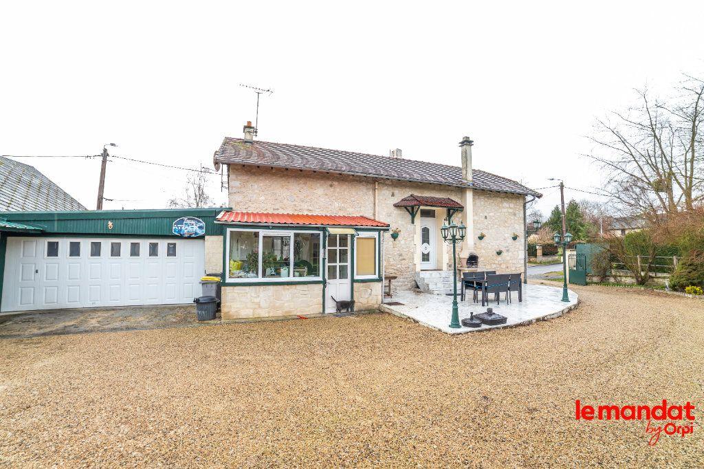 Maison à vendre 6 112m2 à Chevregny vignette-2