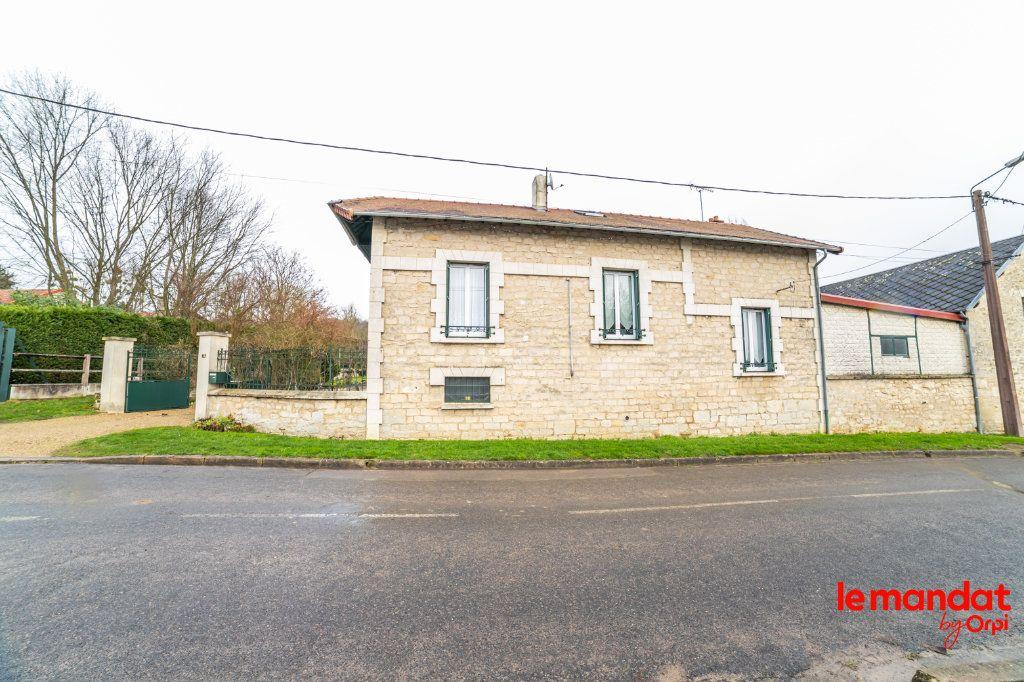 Maison à vendre 6 112m2 à Chevregny vignette-10