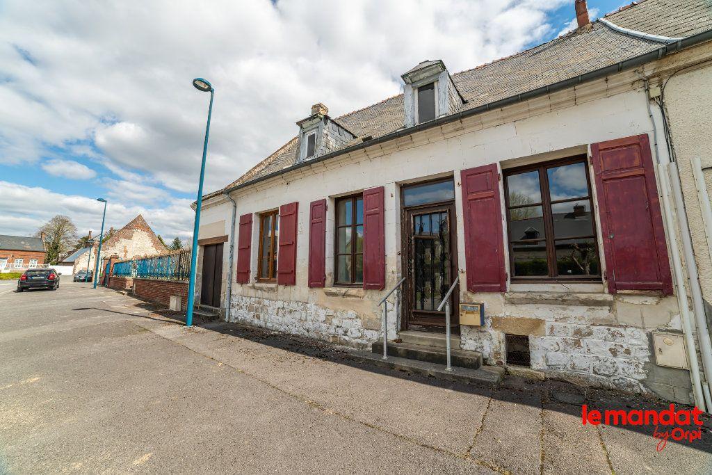 Maison à vendre 3 95m2 à Voyenne vignette-1