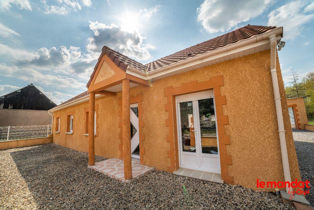Maison à vendre 6 115m2 à Chaourse vignette-1
