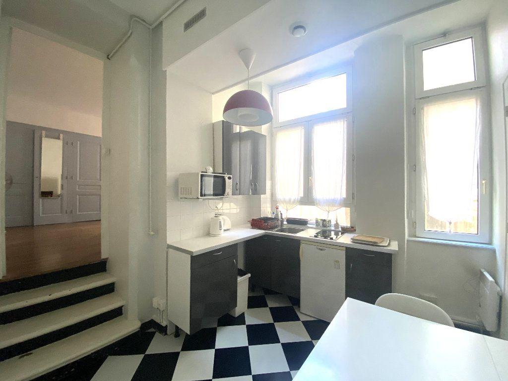 Appartement à louer 1 37.5m2 à Lyon 5 vignette-5