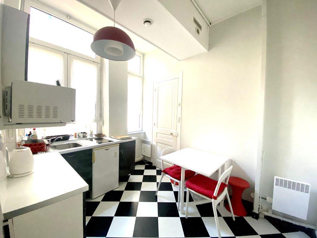 Appartement à louer 1 37.5m2 à Lyon 5 vignette-6