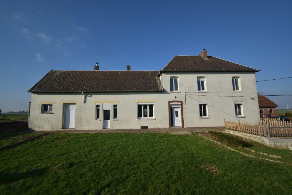 Maison à vendre 6 123.44m2 à Lebucquière vignette-1