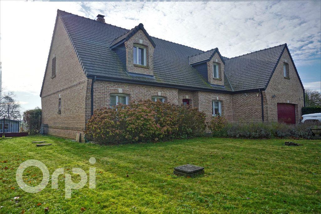 Maison à vendre 7 197m2 à Tilloy-lès-Hermaville vignette-1