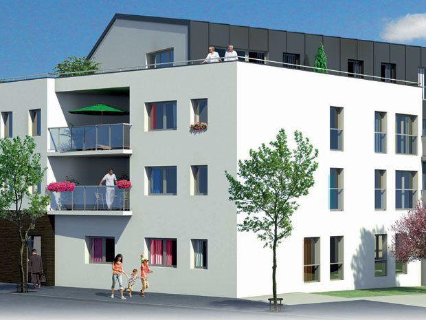 Appartement à louer 3 63.6m2 à Arras vignette-1