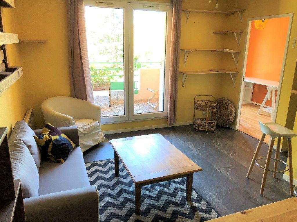 Appartement à louer 2 44.99m2 à Toulouse vignette-1
