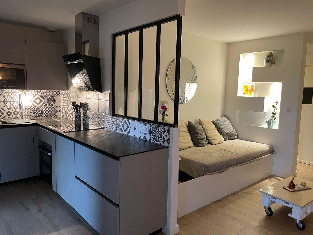 Appartement à louer 2 41.84m2 à Aucamville vignette-1