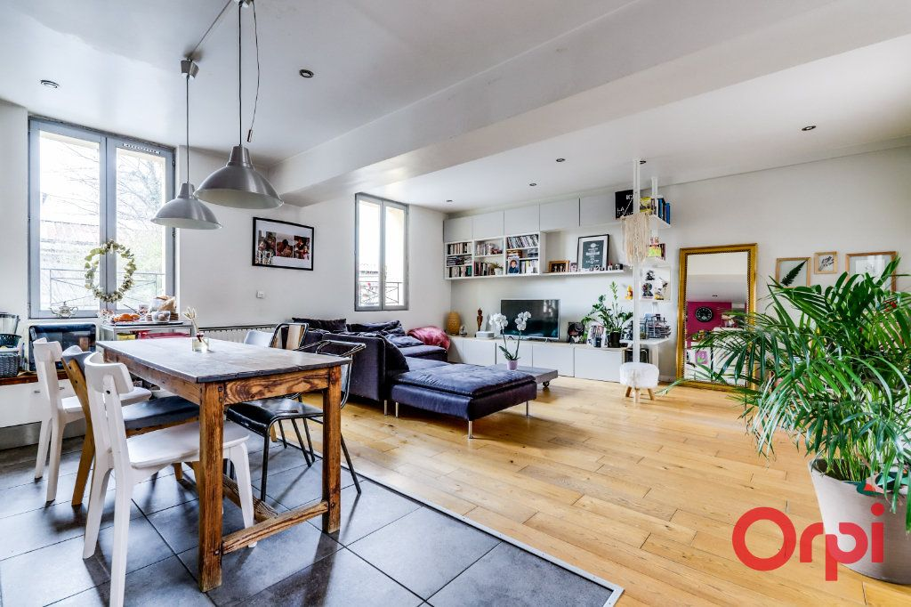 Appartement à vendre 3 80m2 à Bagnolet vignette-2