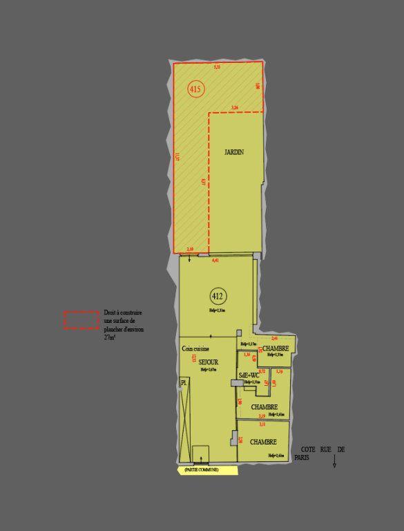 Appartement à vendre 3 70m2 à Montreuil vignette-10
