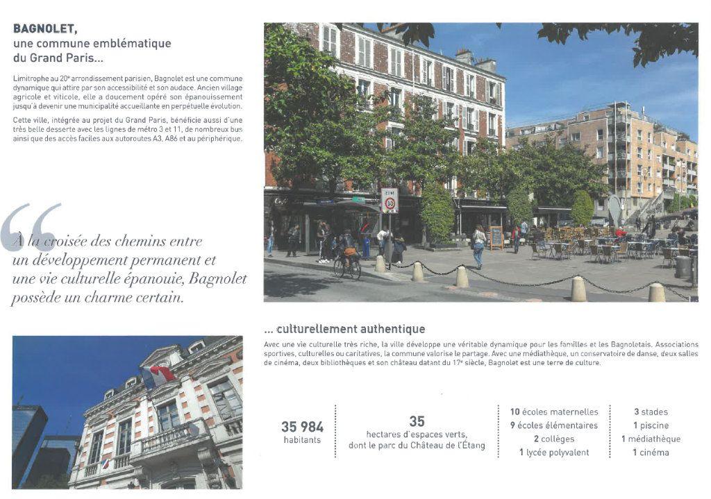 Appartement à vendre 3 62.29m2 à Bagnolet vignette-3