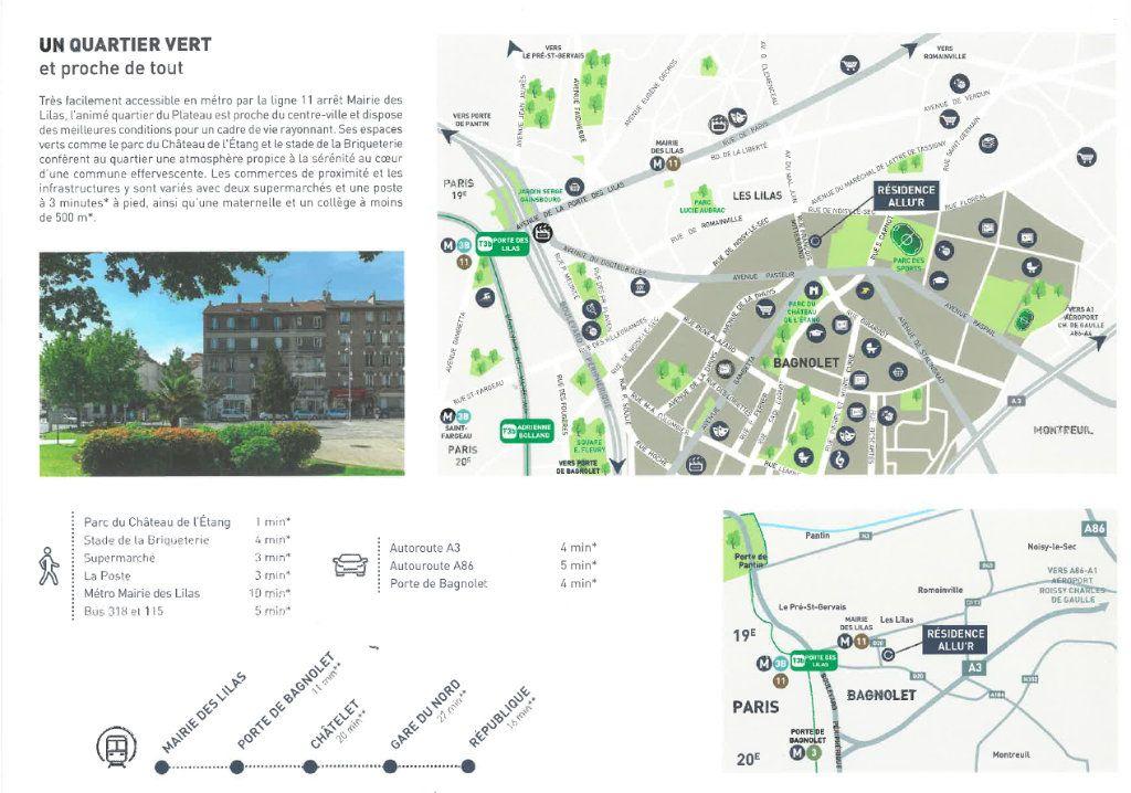 Appartement à vendre 3 62.29m2 à Bagnolet vignette-6