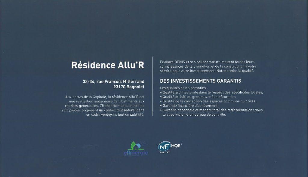 Appartement à vendre 3 62.29m2 à Bagnolet vignette-7