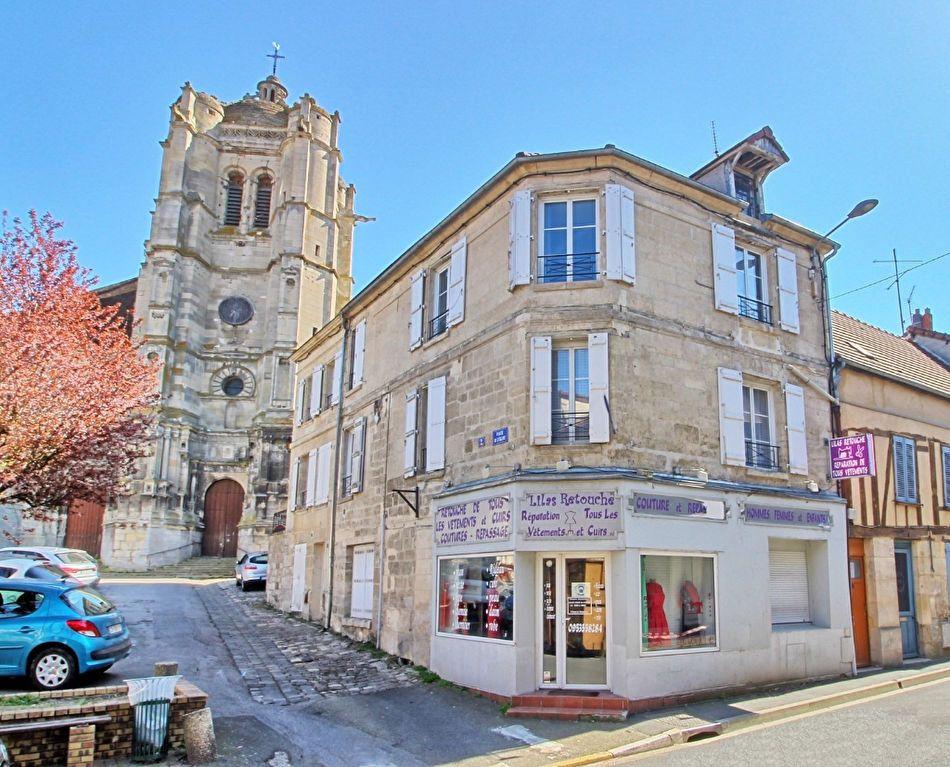 Appartement à louer 2 35.44m2 à Pont-Sainte-Maxence vignette-1