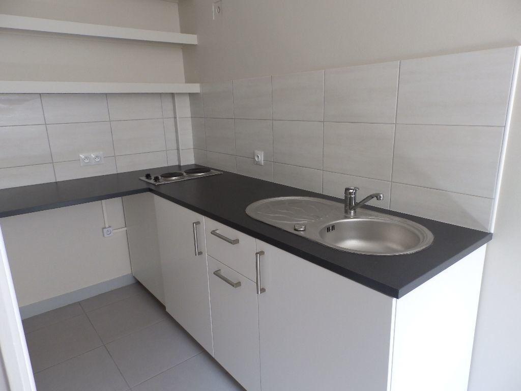Appartement à louer 1 27m2 à Grenoble vignette-2