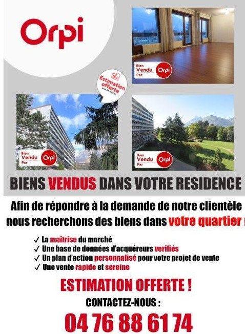 Appartement à vendre 4 85m2 à Saint-Égrève vignette-1