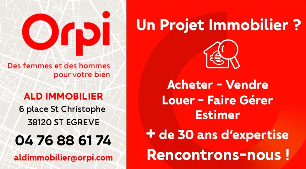 Appartement à vendre 3 63.51m2 à Saint-Égrève vignette-7