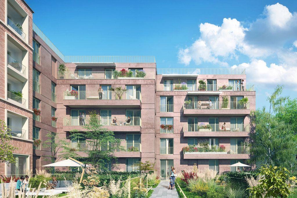 Appartement à louer 4 77m2 à Noisy-le-Sec vignette-1