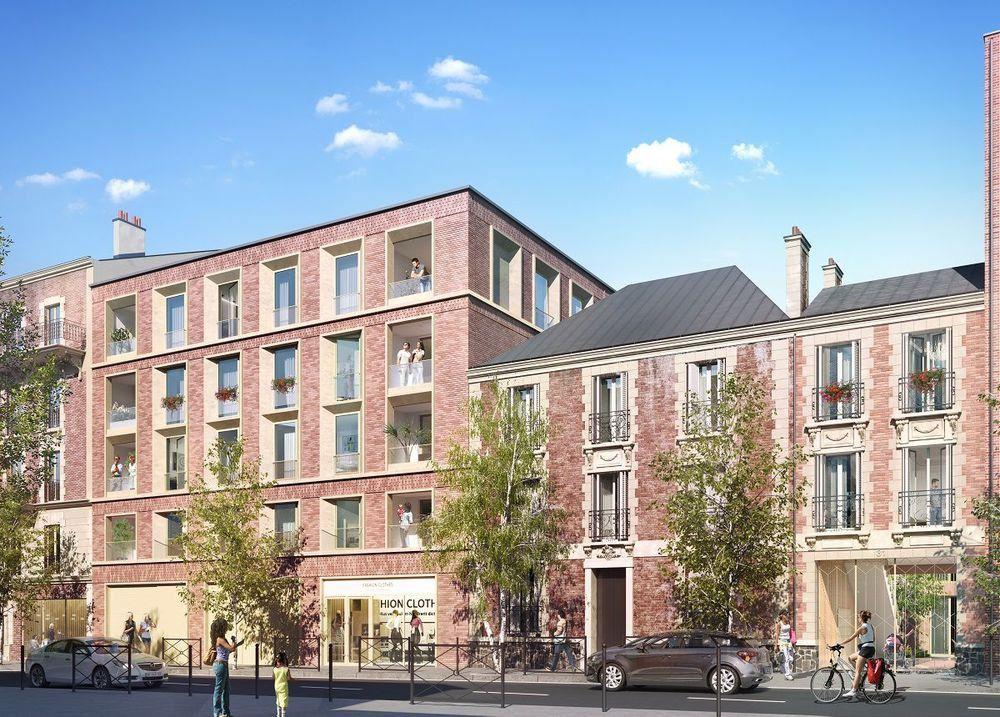 Appartement à louer 4 77m2 à Noisy-le-Sec vignette-3