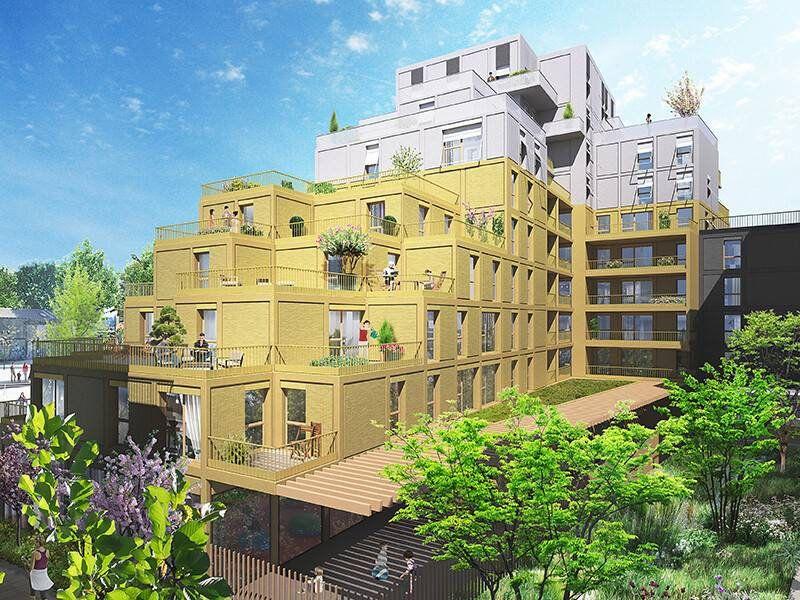 Appartement à louer 4 83.46m2 à Bobigny vignette-3