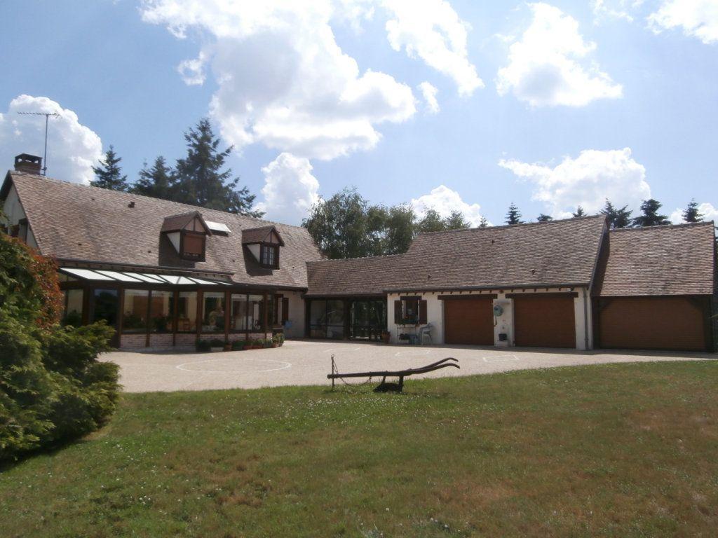 Maison à vendre 10 228m2 à Saint-Viâtre vignette-1