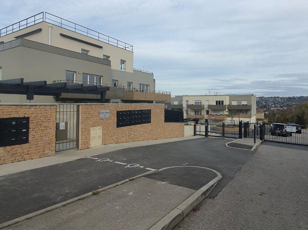 Stationnement à louer 0 13m2 à Albigny-sur-Saône vignette-2