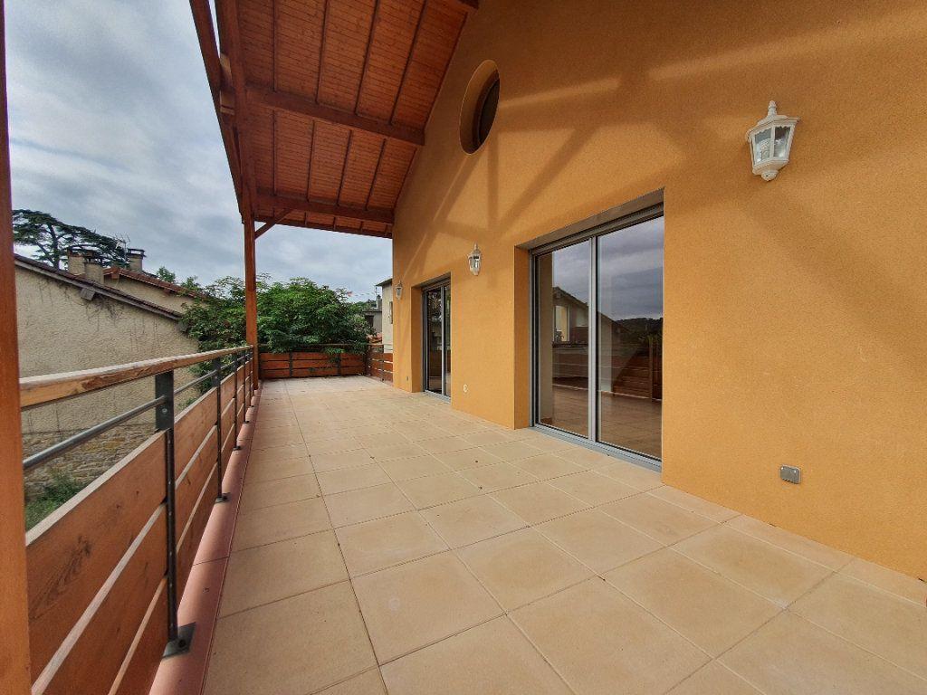 Appartement à louer 5 98.33m2 à Albigny-sur-Saône vignette-2