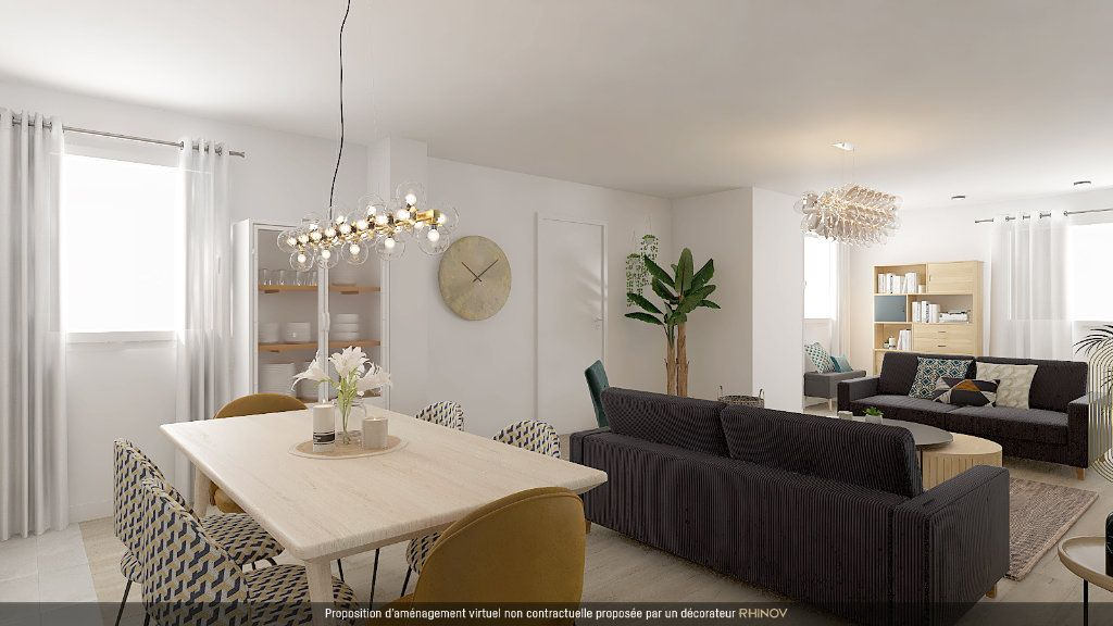 Appartement à vendre 5 122.93m2 à Tassin-la-Demi-Lune vignette-3