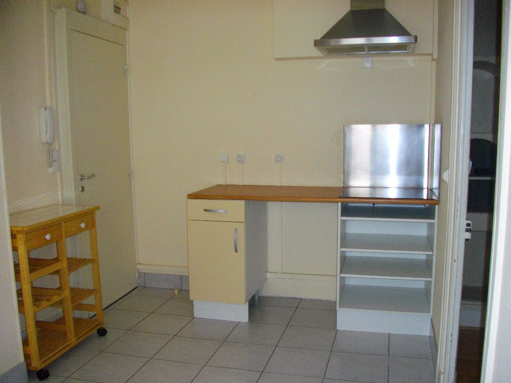 Appartement à louer 1 25.1m2 à Bourges vignette-1