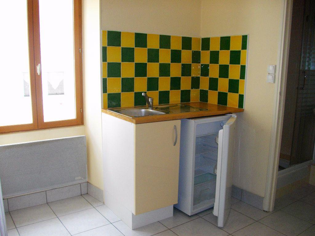 Appartement à louer 1 25.1m2 à Bourges vignette-2