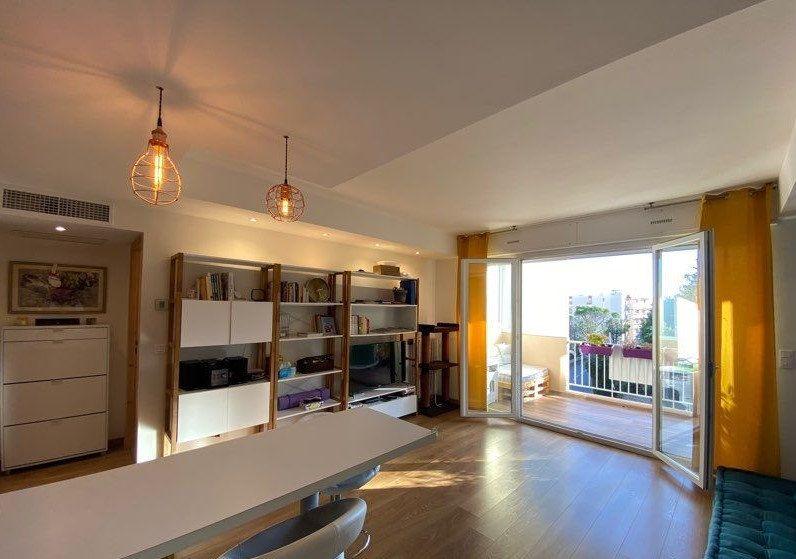 Appartement à vendre 3 58.62m2 à Cannes vignette-1