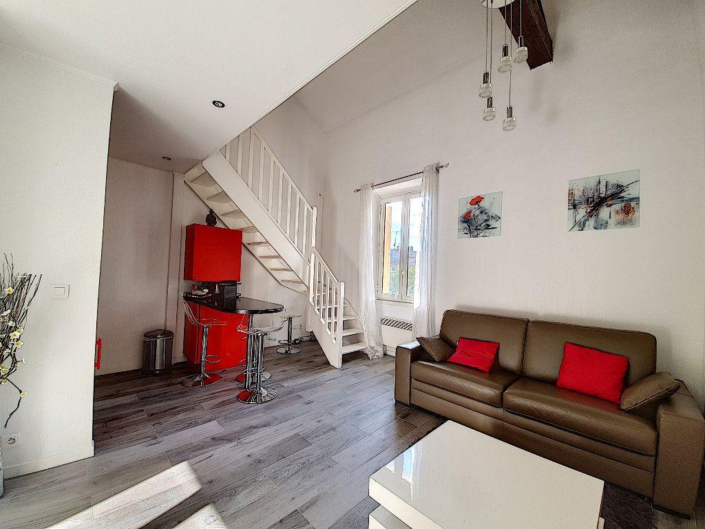Appartement à vendre 2 37.03m2 à Cannes vignette-2