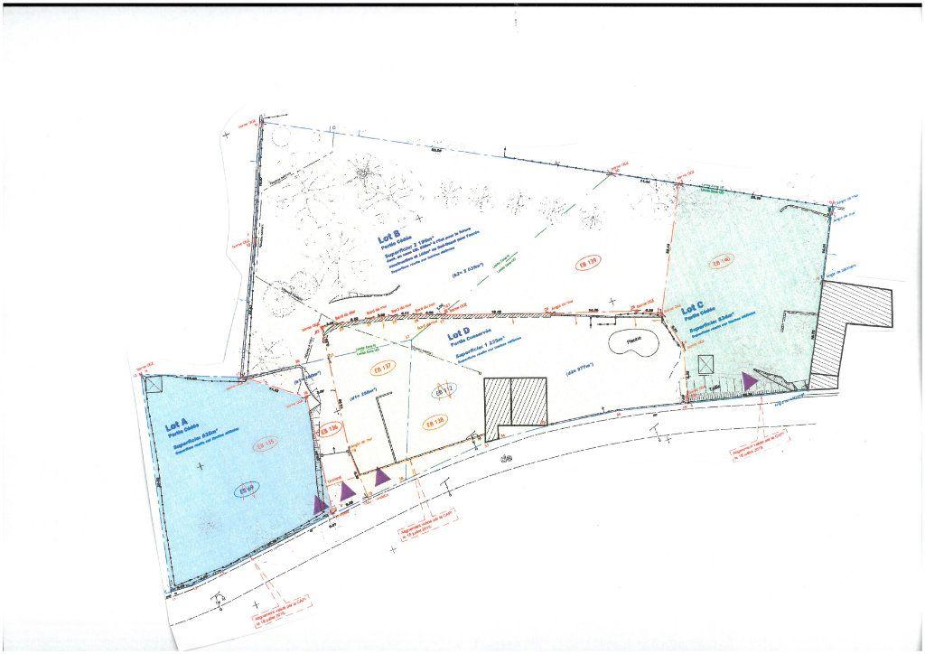 Terrain à vendre 0 2199m2 à L'Isle-d'Abeau vignette-2